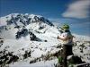 Snowmobiles on top of Little Mt Adams2 4-3-16 800w