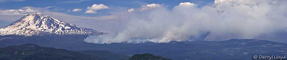 Cold Springs fire (July, 2008)